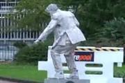 מתיחה - הפסל הזז